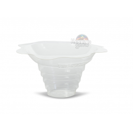 Biodegradable Small Flower Shave Ice Cup (200pcs)