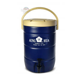Syrup Mixing Cooler/Dispenser