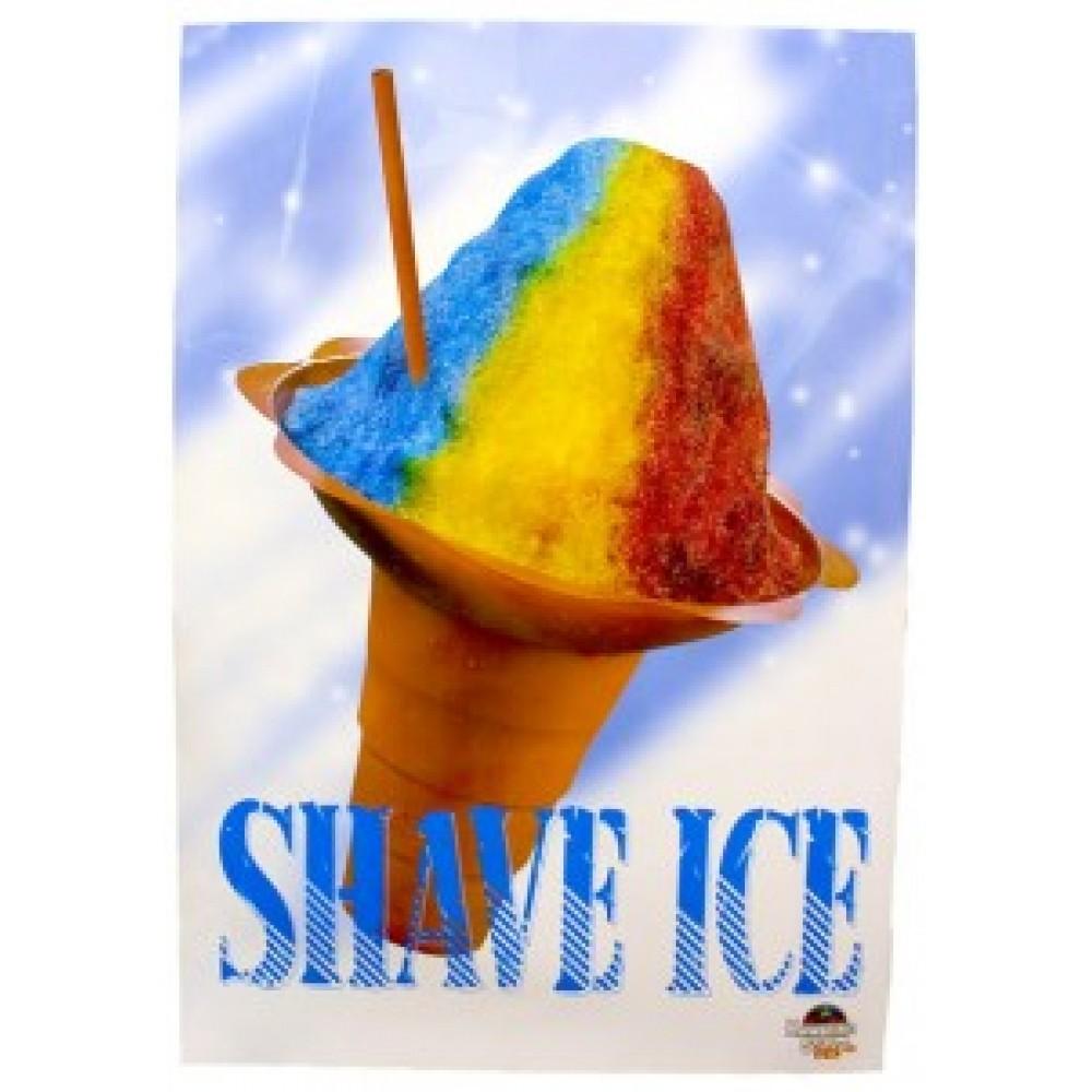 Shave Ice Poster V1